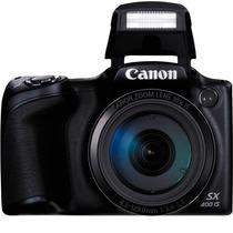 Câmera Digital Canon Powershot Sx400 Is 16mp, Lcd 3´, Hd