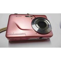 Câmera Kodak Easyshare C180 10.2mp Digital Zoom Óptico 3x