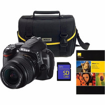 Câmera Fotográfica Nikon D3000