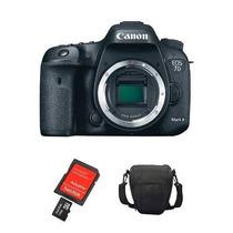 Câmera Eos Canon 7d Markii Corpo + Nota Fiscal