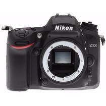 Camera Nikon D7200 (corpo)