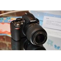 Kit Câmera Nikon D3100 Lente 18-55mm