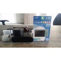 Smart Câmera Samsung Nx Mini+17mm F1.8 Lente+9-27mm F3.5-5.6