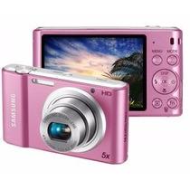 Câmera Digital Samsung St64 Hd 14mp