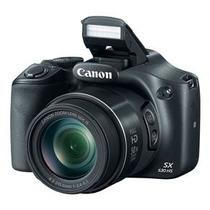 Camera Canon Powershot Sx530hs +sd 8gb + Nf Em 12x S Juros