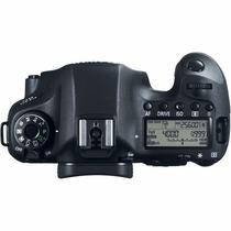 Maquina Canon Eos 6d Corpo 20.2mp, Full Hd, Wi-fi, Gps