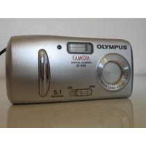 Câmera Digital Olympus D-435 - 5.1 Megapixel