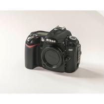 Câmera Nikon D90 (corpo) + 2 Baterias + 2 Sd 4gb