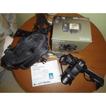 Camera Digital Fujifilm - Hs20 Exr Zoom 30x Usada 4 Vezes