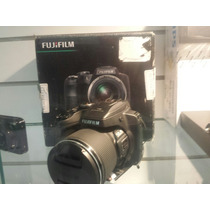 Câmera Digital Fujifilm Sl1000 16mp/zoom 50x/lcd 3 Vitrine