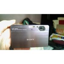 Câmera Digital Sony Cyber Shot Dsc-t700 Touchscreen