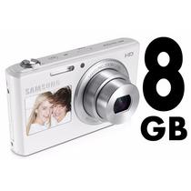 Câmera Digital Samsung Dv150f Wi-fi 16.2mp + Brinde Mem. 8gb