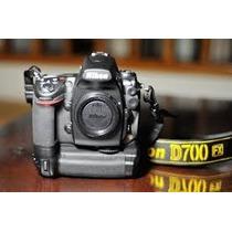 Camera Fotografica Full Frame Nikon D700 - Usada