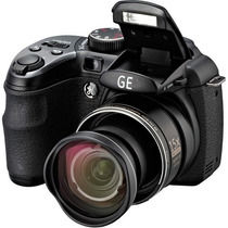 Câmera Digital Ge X5, 14,1 Megapixels, Ultra Zoom Nova