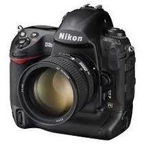 Manual Em Português Para Câmera Nikon Profissional D3s