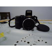 Máquina Fotográfica Fujifilm Mod. S2800hd - Novíssima