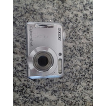Câmera/máquina Digital Sony 7.0 Megapixels Usada -