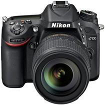 Nikon D7100 + Kit 18-55mm - 24mp