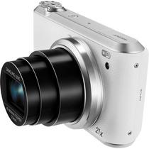Câmera Digital Samsung Wb350f 16.3mp - Lcd 3 - De Vitrine