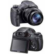 Camera Sony Dsc-hx300 Cyber-shot 20.4mp Zoom 50x Zeiss Nova