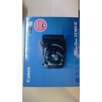 Câmera Digital Canon Powershot Sx160 Is Preta, Hd