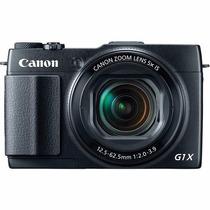 Câmera Canon Powershot G1x Mark Ii, 12.8mp, Full Hd
