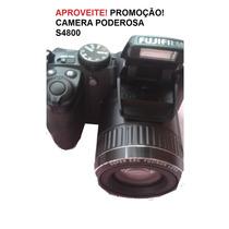 Promoção Camera Poderosa! Fujifilm Finepix S4800!