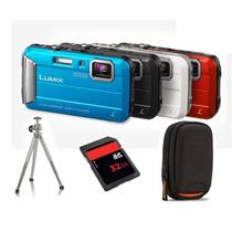 Câmera Panasonic Dmc-ts25 Prova D