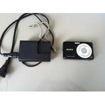Sony Cybershot Camera 10.1 Megapixels 2gb Memória Expansível