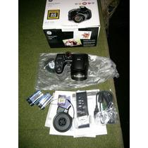 Ge X400 14.1mpx 15x Zoom Óptico Cartão Sd 8gb Nova Sem Uso