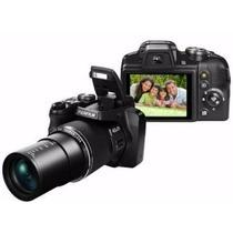 Camera Fuji Semi Profissional Zoom 40x Full Hd