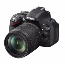 Nikon D5200 + Kit 18-105mm - 24mp Nova Com Garantia