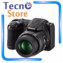 Câmera Nikon Coolpix P520 16mp Zoom 42x Full Hd Nacional!