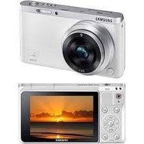 Câmera Digital Semi-profissional Samsung Smart Nx Mini 20.5