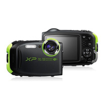 Câmera Fujifilm Finepix Xp80 Wifi À Prova D
