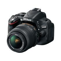 Câmera Profissional Digital Nikon D510 - Lente 18:55 Mm
