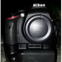 Nikon D5100 + Lente 18-55mm + Acessórios Excelente Estado.