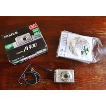 Máquina Fotografica Fine Pix A900 Fujifilm 9 Mega Pixels