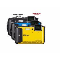 Nikon Aw120 16mp, A Prova D
