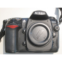 Camera Nikon D200 Dslr