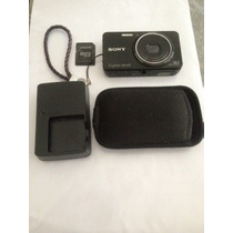 Câmera Digital Sony Cyber-shot W570 Com Case