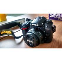 Câmera Nikon D7000 + 18-105mm + Baterias
