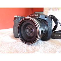 Câmera Digital Fujifilm Finepix S2950 Funcionando Ok