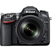Câmera Nikon Dslr D7100 Kit Lente 18-105mm