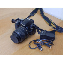 Camera Fotografica Digital Nikon D3100 + Lente 18-55mm