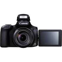 Câmera Digital Canon Powershot Sx60 Hs - 16mp Full Hd + Wifi