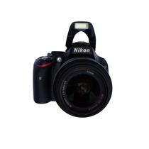 Câmera Nikon D5100 (seminova) Com Lente 18-55mm + Tripé