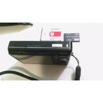 Câmera Digital Sony Wx1 + Tripé De 1 Metro + Bateria Extra