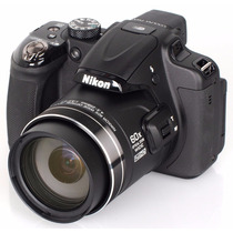Camera Nikon Coolpix P600 16.1 Mp Zoom 60x Full Hd A4887