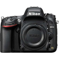Camera Nikon D610 Corpo + 32gb Class10 + Bolsa + Tripe + Nf